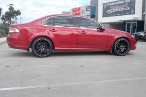 FORD G6E FALCON with TI+33 |  | FORD