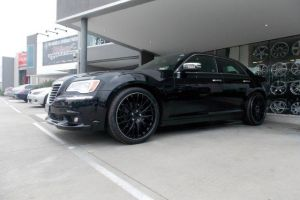CHRYSLER 300 WITH TI+33 | CHRYSLER