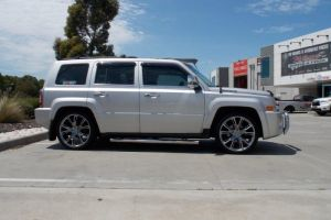 JEEP PATRIOT with SRT-13 20 INCH |  | JEEP