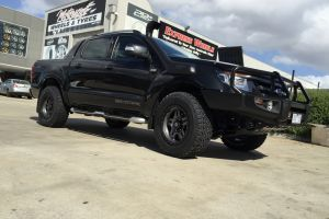 FORD RANGER with FUEL ANZA |  | FORD