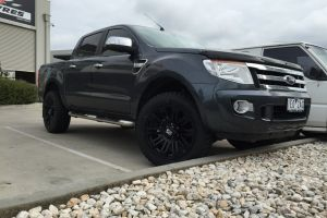FORD RANGER with KMC BRIGADE |  | FORD