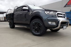 FORD RANGER with CSA RAPTOR |  | FORD