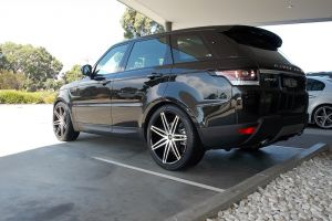 RANGE ROVER SPORT with LEXANI JOHNSON |  | RANGE ROVER