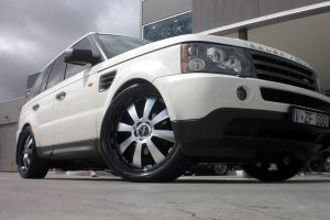 RANGE ROVER SPORT with TI+536 |  | RANGE ROVER