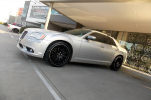 CHRYSLER 300C with TI+33 |  | CHRYSLER