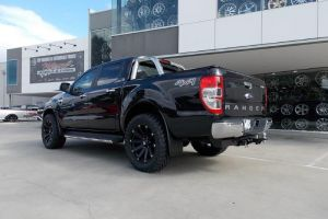 FORD RANGER with BLADE SERIES III |  | FORD