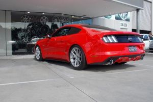 FORD MUSTANG with HR-762 19 inch NEW |  | FORD