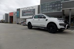 FORD RANGER with BLADE SERIES V 20  | FORD