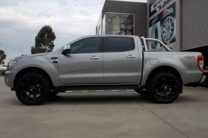 FORD RANGER with BLADE SERIES V. | FORD