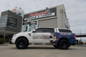 FORD RANGER with BLADE SERIES V 20X9 |  | FORD