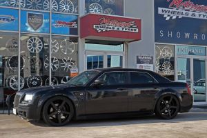 CHRYSLER 300C WITH OX  |  | CHRYSLER
