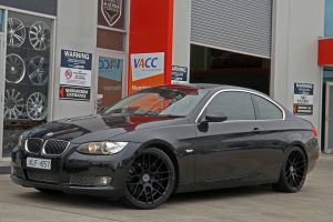 BMW 335 WITH H-1060 by hr racing  |  | BMW