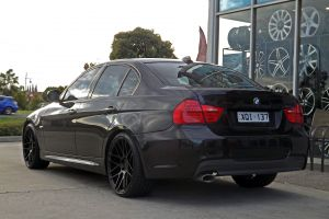 BMW 3 SERIES WITH 1060 WHEELS  |  | BMW