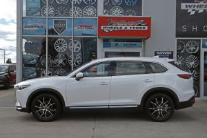 MAZDA CX5 WITH HUSSLA SPIDER WHEELS  |  | MAZDA