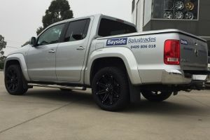 VW AMAROK with BLADE SERIES V 20X9 Wheels | VOLKSWAGEN