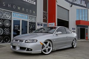 HSV MONARO   20INCH STAR WHEELS IN SILVER  | HOLDEN