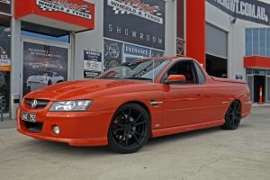 HOLDEN UTE WITH KOYA STAGGERED SF06 |  | HOLDEN