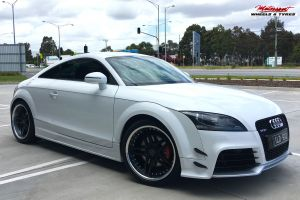 AUDI TT WITH 19 INCH L63M WHEELS |  | AUDI