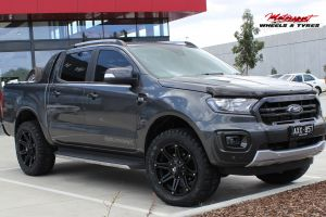 FORD RANGER WITH 20X9 BLADES SERIES V WHEEL | FORD