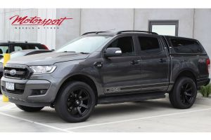 FORD RANGER WITH 20X9 BLADE FINKE WHEELS | FORD