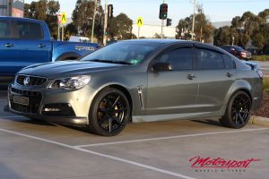 HOLDEN VF COMMODORE WITH 20 INCH VERTINI DYNASTY WHEELS |  | HOLDEN