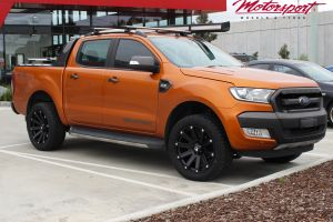 FORD RANGER WITH 20 INCH BLADE SERIES III WHEELS |  | FORD