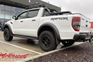 FORD RAPTOR  WITH 17X8 METHOD RACING CON 6 310 WHEELS |  | FORD