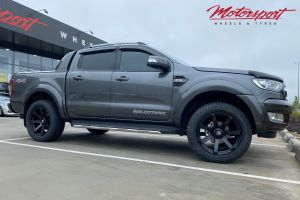 FORD RANGER WILDTRACK  WITH 20 INCH BLADE FINKE WHEELS | FORD
