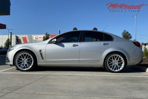 HOLDEN VF CALAIS WITH 20X8.5 H-1060 WHEELS |  | HOLDEN