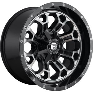 FUEL CRUSH 20x9